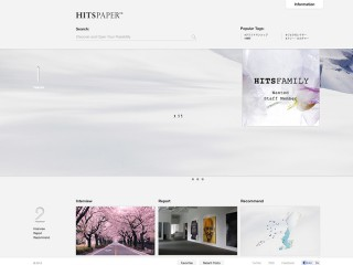 HITSPAPER™ | CREATIVE RESOURCE LIBRARY