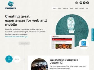 Digital Agency   Mangrove