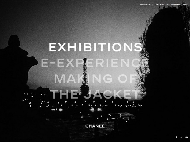 THE LITTLE BLACK JACKET - CHANEL EXHIBITION