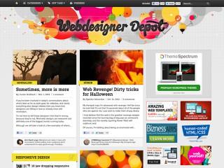 Web Design Blog - Webdesigner Depot